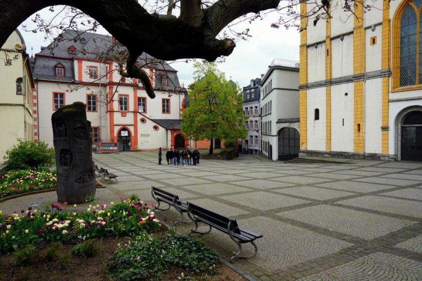Weekendje weg Koblenz