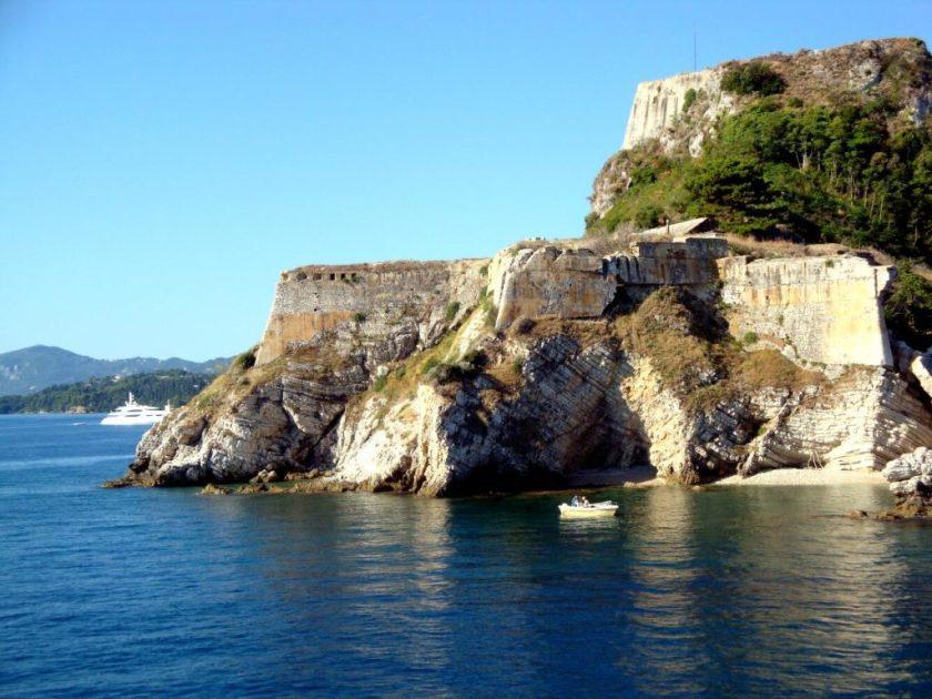 Corfu tips