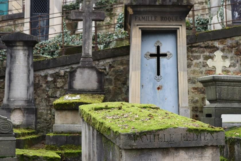 Pere Lachaise begraafplaats