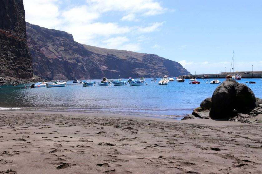 Strand La Gomera Valle Gran Rey