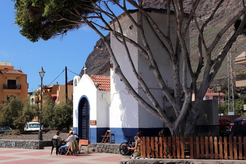 Valle Gran Rey op La Gomera