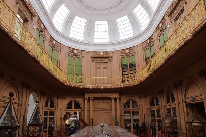 teylers museum haarlem