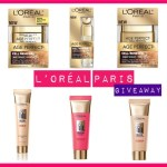 Fabulous Giveaway: L'Oréal Paris Skincare & Make-Up Products (3 Winners – Prizes Valued at $100+)