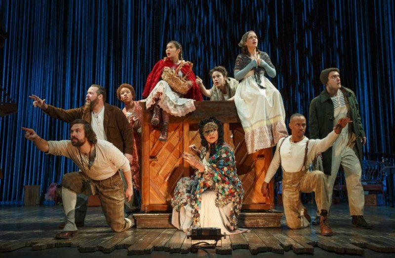 Ahmanson, Theatre, Musical