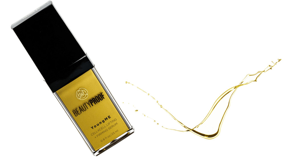 I'm obsessed with BeautyProof's peptide packed lifting+firming serum! It's perfect for women over 40 who want smoother, tighter, even-toned & younger looking skin