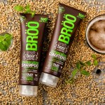 GIVEAWAY: Fab Fall Craft Beer Infused Haircare By BRÖÖ