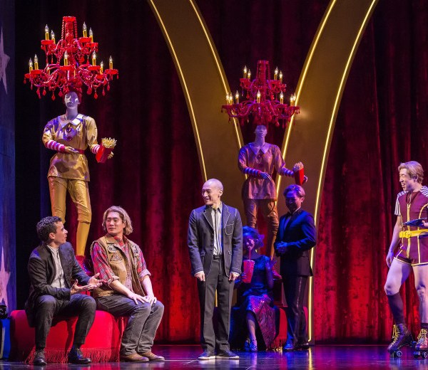 'Soft Power' is an innovative original new musical at the Ahmanson Theatre in DTLA that weaves politics, US/China relations and a Broadway musical all into one show.