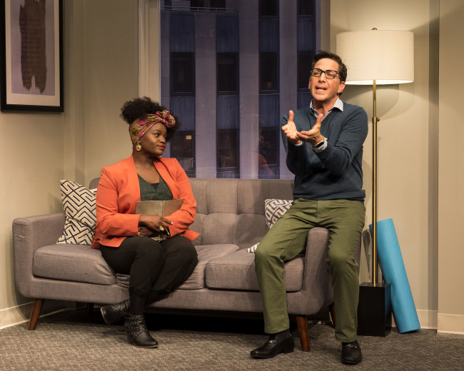 'Quack' is a new play at the Kirk Douglas Theatre in Culver City that takes a humorous look at the impact of fame in the 21st century.