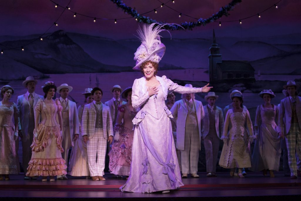 Broadway veteran, Betty Buckley, steals the show in the Los Angeles Limited Engagement of Hello, Dolly! now playing at the Hollywood Pantages Theatre