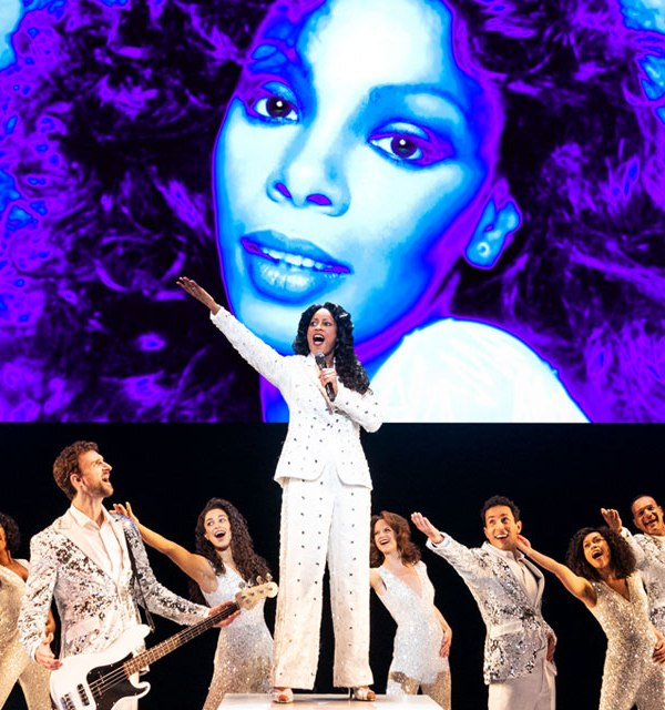Summer, the musical chronicling the life and rise to fame of disco queen Donna Summer is entertaining, uplifting and heartfelt