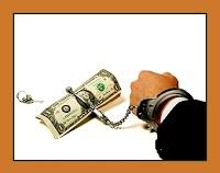 A pénz fogságában
