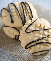 kókuszos-csokis paleo keksz