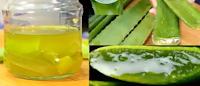 Kókuszolaj-aloe vera narancsbőrre