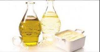 Miért használjuk inkább  az oliva olajat és a ghít????..