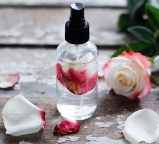 Kókusz  víz + Rózsa víz  folteltávolító arc spray