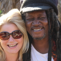 Babs + Papa Soweto