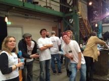 Olympic team Rio workshop KMDG crew1