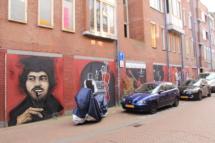 Spray Art Gemeente HRLM Jazz overview L