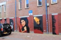 Spray Art Gemeente HRLM Jazz overview R