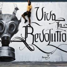 street-art-graffiti-viva-revolution