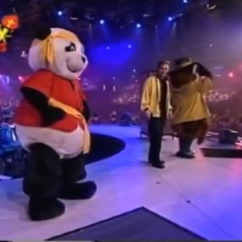 Ronald Moray en de Bamboo Bears