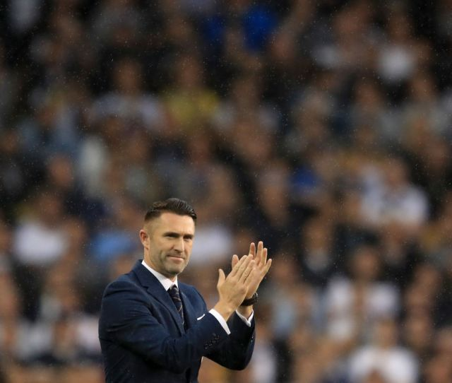 Robbie Keane Made His Managerial Debut For Isl Side Atk In Their 1 0 Win Where The Irishman Scored The Winner And Was Named As The Man Of The Match