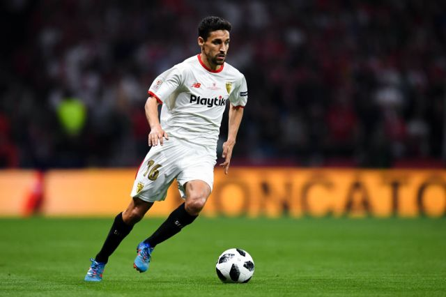 Jesus Navas is excited about Sevilla's new season - ronaldo.com
