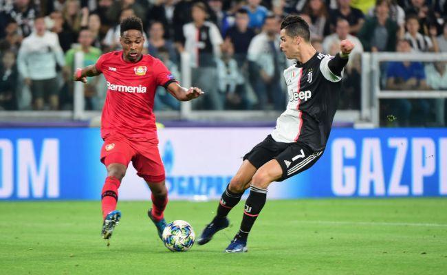 Match Preview Leverkusen Vs Juventus Ronaldo