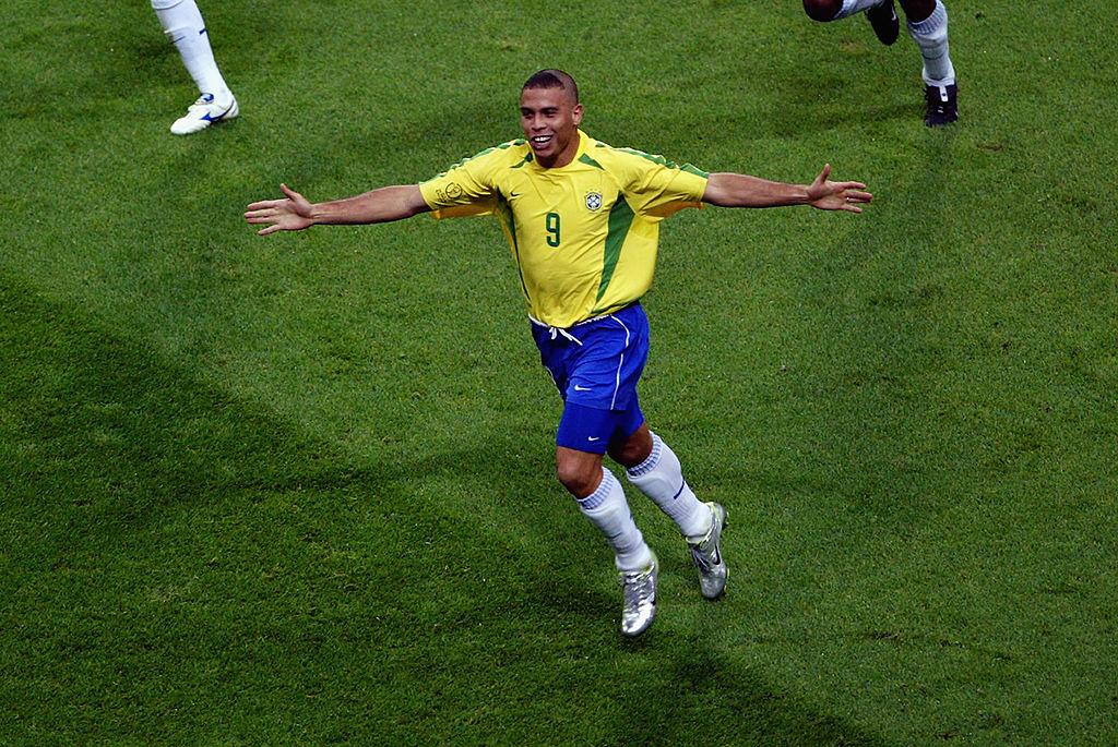 """Ronaldo Nazario - """"O Fenômeno"""" - ronaldo.com"""