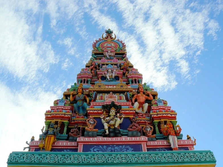 Temples on Mauritius-1