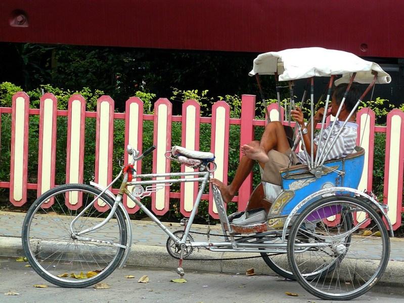 Cycle rickshaw-1