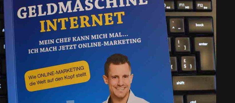 Tipps zur Geldmaschine Internet - das Buch von Oliver Pfeil