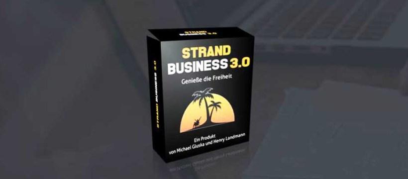 Strand Business 3.0 von Michael Gluska und Henry Landmann