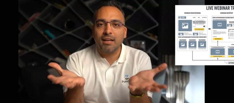 Said Shiripour - engagierter Gründer von EZFunnels