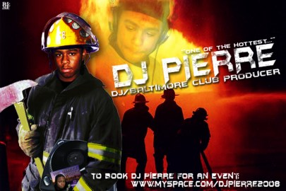 DJ PIERRE PROMO
