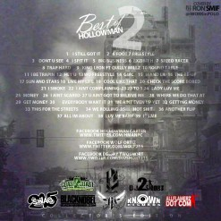EA - HOLLOWMAN - BEST OF 2 BACK COVER