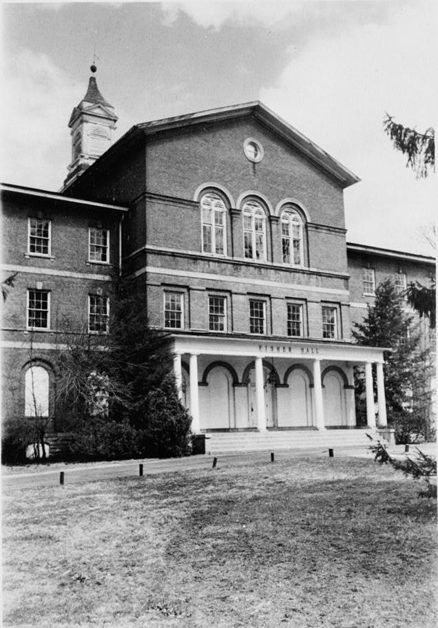 Fisher Hall