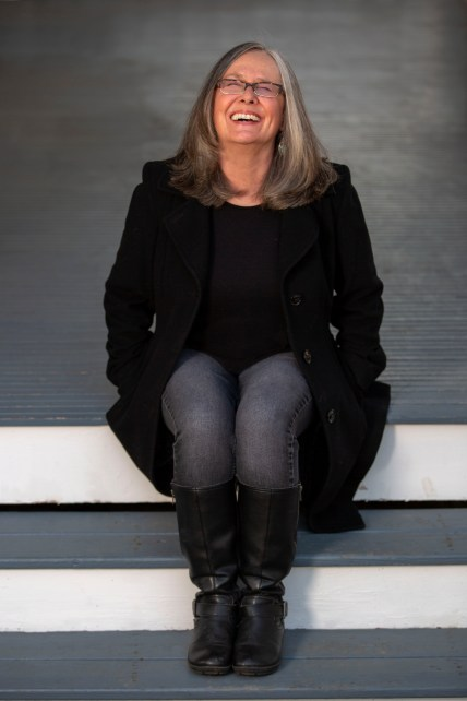 """Photo of Jennifer Wenger, author of the blog """"A Good Man Is Hard to Find."""""""