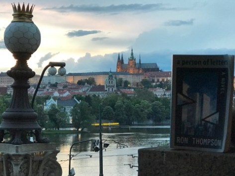 The Unbearable Lightness Of Being In Prague Ron Thompson