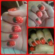 berry cute nails ronaleer