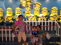 minions and me