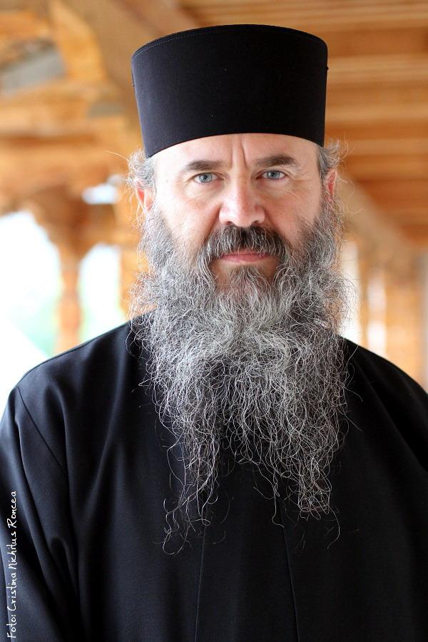 Parintele Hariton Negrea - Manastirea Petru Voda a Parintelui Justin Parvu - Foto Cristina Nichitus Roncea
