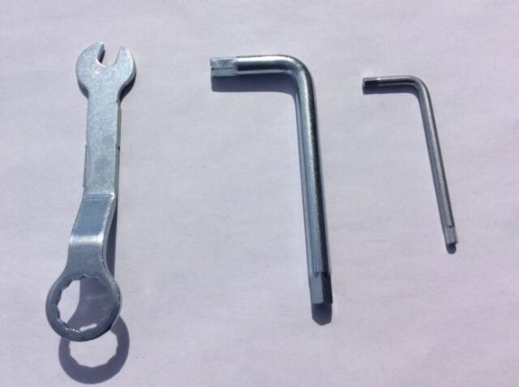 Picture of two tools