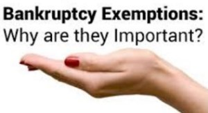 Bankruptcy Exemptions