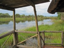 At Camp Kwando