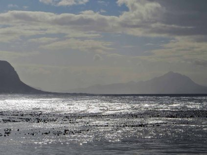Grey seas