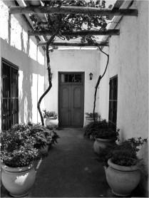 Courtyard, Bot River