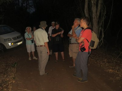 Early morning in the coutadas looking for the Pitta