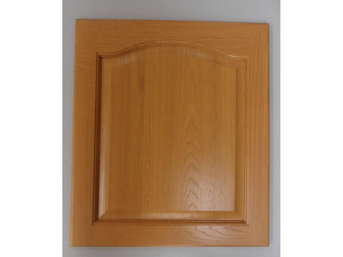 570x495mm Solid Oak Kitchen Cabinet Door Cupboard Arched