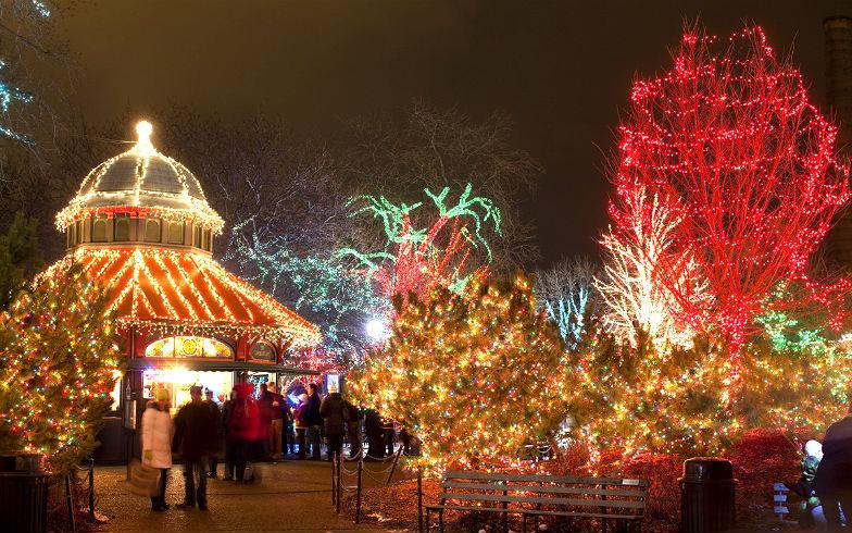 Permalink to: Chicago's Winter Wonderland